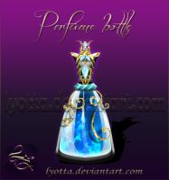 Perfume Bottle Lyotta 9 by Lyotta