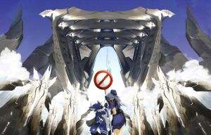 Gate Nexus__Off limit by dragoon86