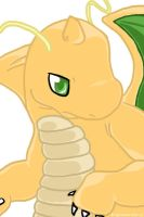 My Dragonite by cheruppi