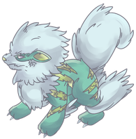 Custom Windie | Arcanine Commission by AutobotTesla