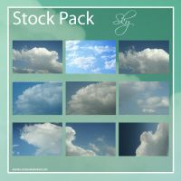 : Sky STOCK PACK : by DeSSiTa-SToCKS