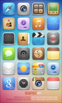 Newport iOS theme (version 4) by trentmorris