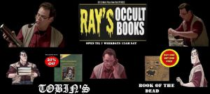 RAYS OCCULT BOOKS by rgbfan475
