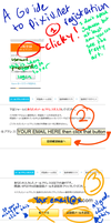 A Guide to Pixiv Registration by An-Mochi