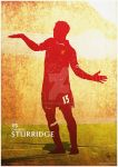 Daniel Sturridge by kitster29