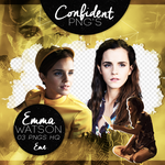 Pack Png 005 // Emma Watson by confidentpngs