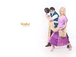 Disney's 'Tangled' - Cosplay. by VSbyVi