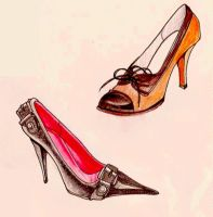 Shoes by cali-tani
