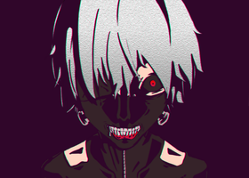 Kaneki from Tokyo Ghoul by TheHera997
