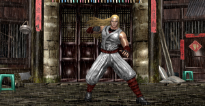 Andy Bogard by Kripas4