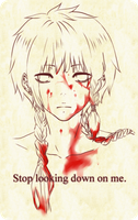 DaF: Stop it by Mitterun