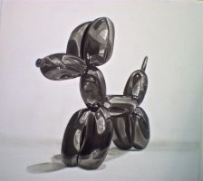 Balloon Dog by JRSchmidt