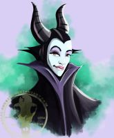 Maleficent - Mistress of all Evil by lucapocalypse