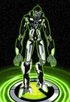 Ben 10: Starfighter by Xelku9