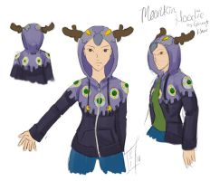 Moonkin Hoodie concept art by MagicalMelonBall