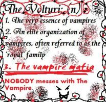 The Volturi is WHAT? by SelenaMoon
