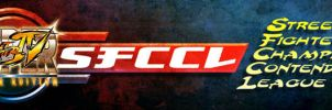 SSFIV:AE Banner for SFCCL by TravisHarris