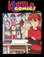 Kastle Comics - cover by Shira-chan