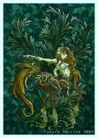 Earth: Centaur by blue-fusion