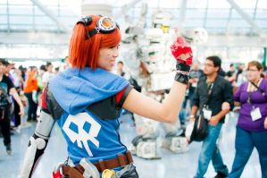 Borderlands 2: Can't Touch Me by Ninja-Dee