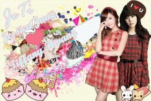 Girls'Generation_JeTiCouple_Edited_Picture 1# by diela123