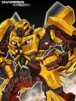 TransformersBUMBLEBEE:Roll out by darkeyez07