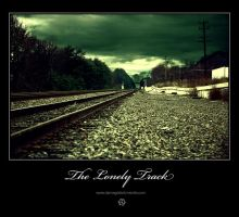 the lonely track by damagedart1982