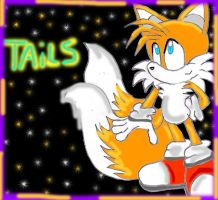 taking a chill by tails1
