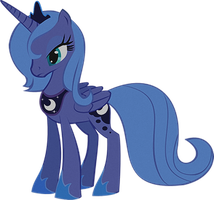 MLP: Princess Luna by kluknawa235