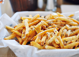 Italian Fries by PoptartsAreSexyy
