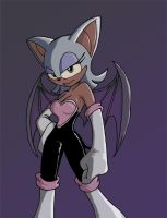 Rouge the Bat by Wilcots-Off-Model