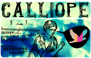 Wikipedia Search for Calliope: