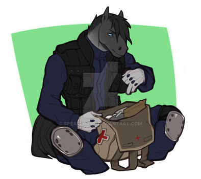 Medic! by Spearfrost