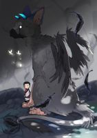 The Last Guardian by yequan-ywx