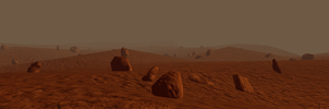 Red planet -ludum dare wip by SophieHoulden