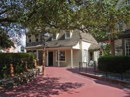 Liberty Square Building by WDWParksGal-Stock