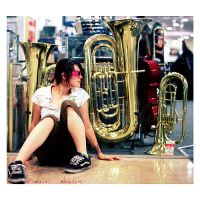 Tons of Joy Tuba Ensemble by avivi