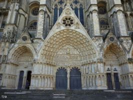 WELCOME IN BOURGES by isabelle13280