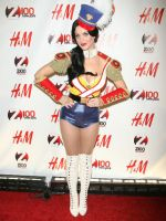 Katy Perry Hot Parade Girl by ilyas13