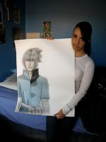 working on Noctis Poster part2 by HACKproductions