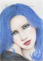 Lust - ACEO by MayumiOgihara