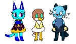 Animal crossing style by pokemonlover417