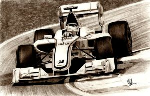 Brawn GP by tin23uk