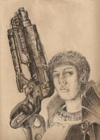 me fallout 3 by No-nick-guy
