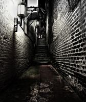 The alley by jadedyouth1980