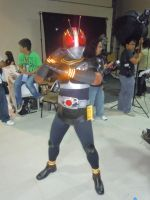Kamen Rider Black by LorrenLyner