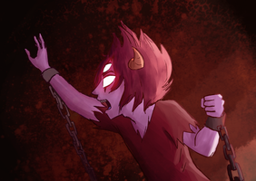 Anger (SVTFOE) (Star vs. the Forces of Evil) by color-theorist