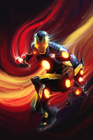 Ironman by ImExe