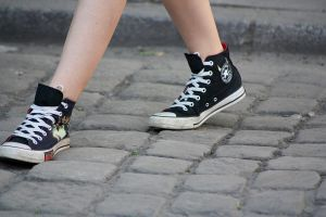 Cracow Converse by Susan1224