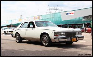 1983  Cadillac Seville by compaan-art